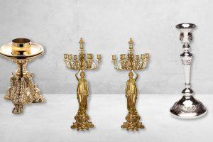 candelabro barroco