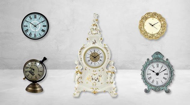 reloj barroco
