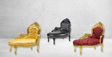 Divan Chaise Longue Barroco