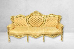 sofa barroco