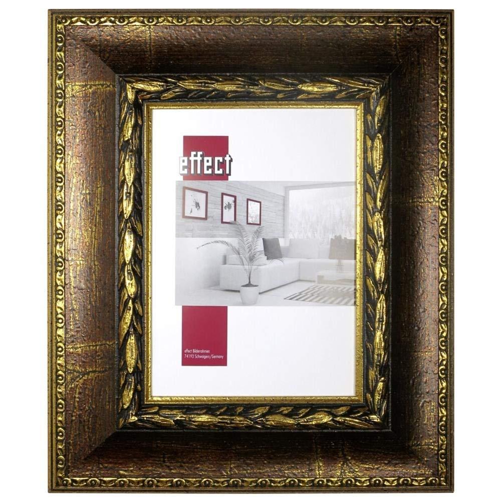 ▷ MARCO BARROCO - Effect - Dorado Marrón - 18 x 24 cm - Muebles ...