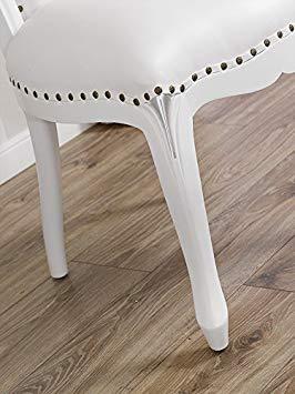 silla barroca artesanal